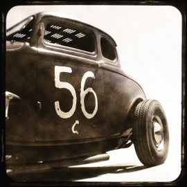 Fifty Six-8x8 TtV Fine Art Print