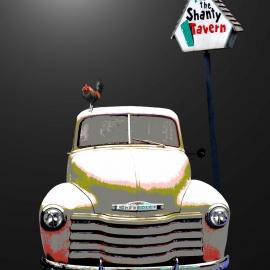 The Shanty Truck-8x10 Fine Art Print