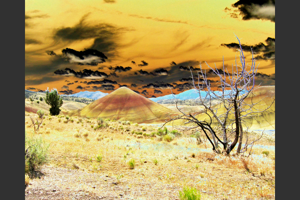 Painted Hills-8x10 Fine Art Print